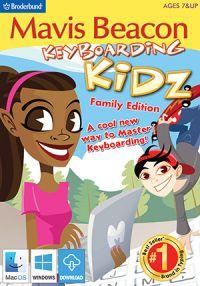 Mavis Beacon Keyboarding Kidz 2021 - Family Edition