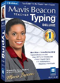 Mavis Beacon Teaches Typing Deluxe 20