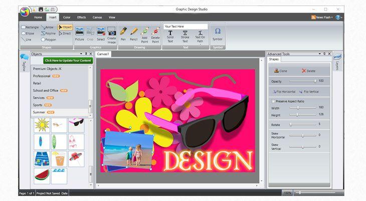 The Print Shop Deluxe 5 0 And Graphic Design Studio