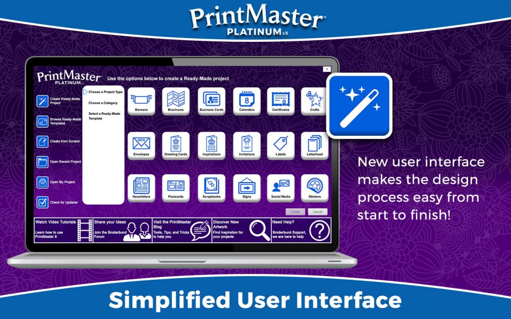 free printmaster download for windows 8