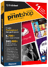 The Print Shop Professional 6.0