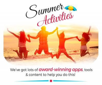 Summer Activities from Encore Software!