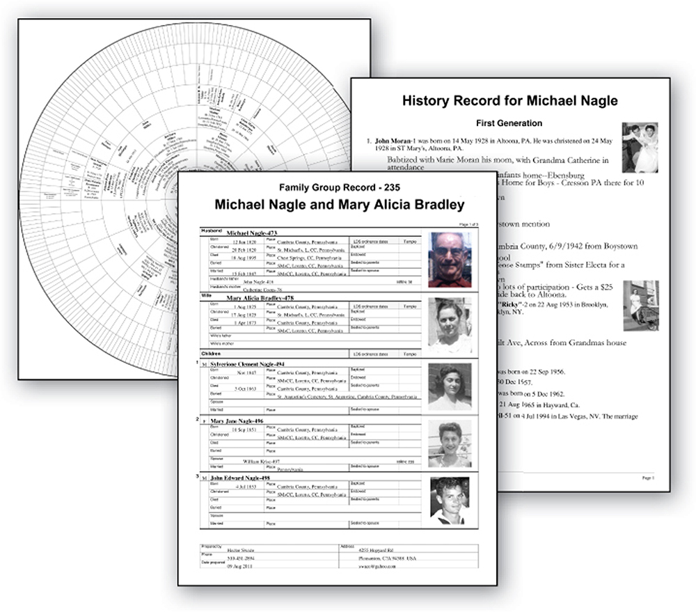 Powerful Genealogy Design Tools