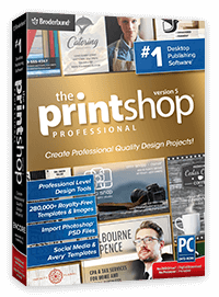The Print Shop Professional 5.0