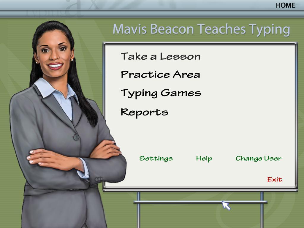 Mavis Beacon Teaches Typing Deluxe Effective Learning