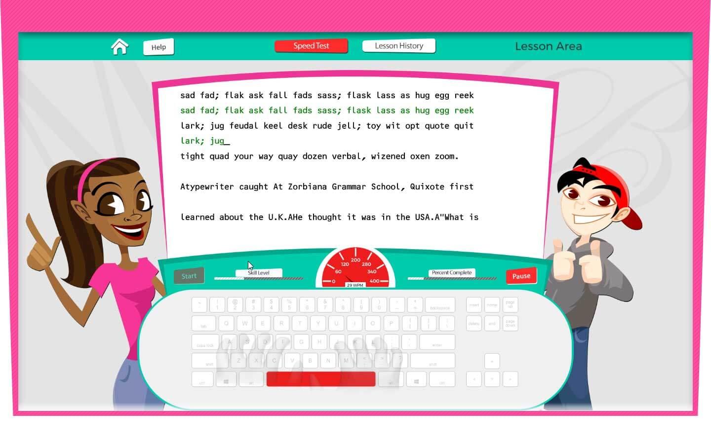 Mavis Beacon Keyboarding Kidz 2021