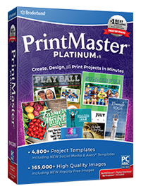 PrintMaster Platinum