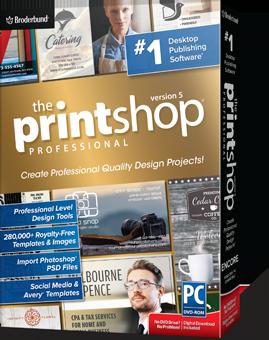 The Print Shop 5 0